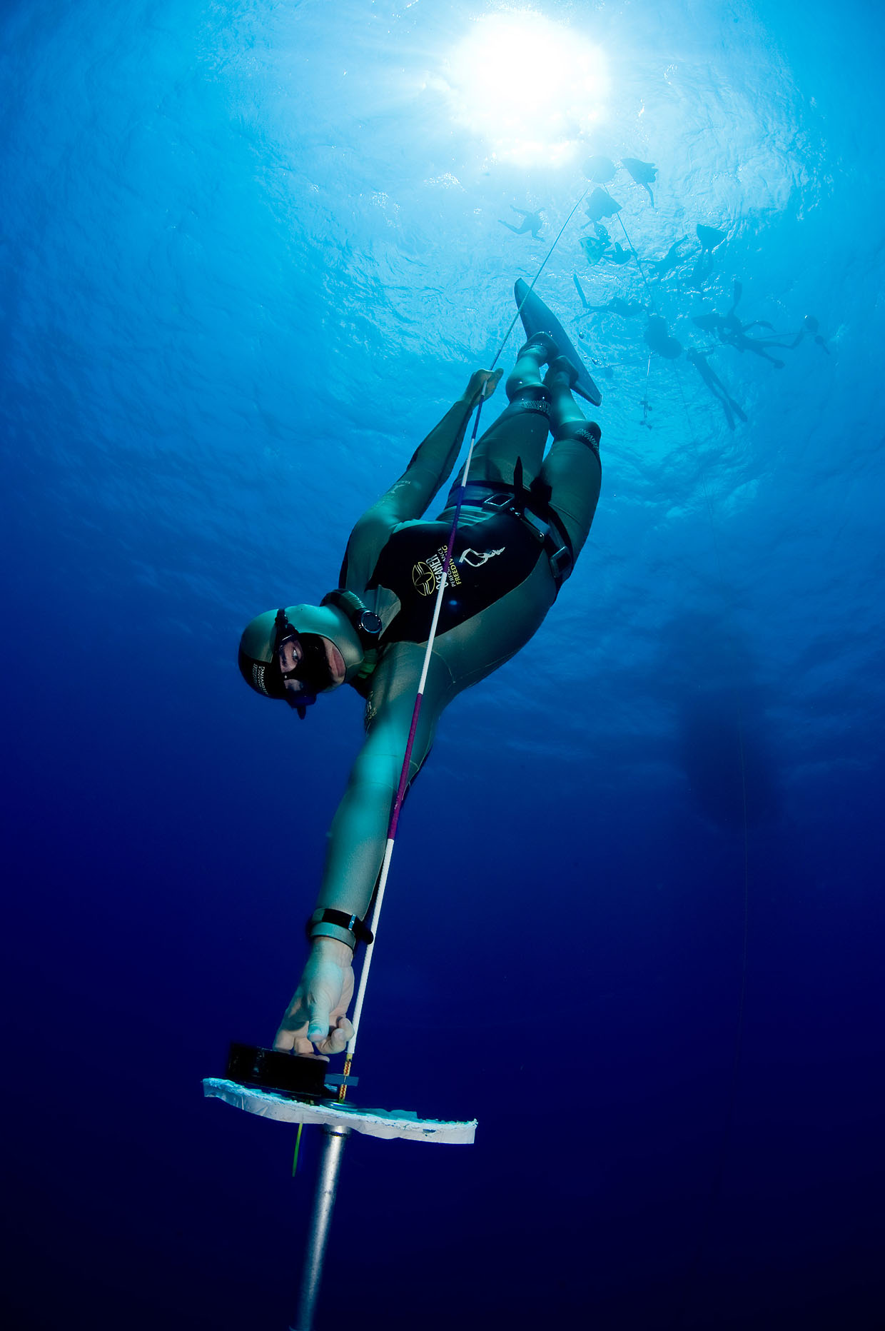 freediving,extreme sport,freediving distance,depth,static apnea,dynamic freediving,free immersion,constant weight no fins,variable weight,no-limits,mammalian dive reflex